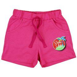 Pink| kislány nyári pamut rövidnadrág