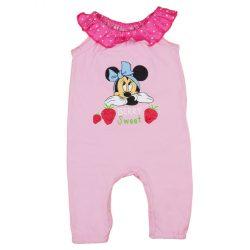 Disney Minnie vékony| nyári pamut rugdalózó