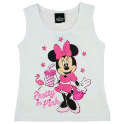 "Disney Minnie ""Pretty in pink"" kislány top"