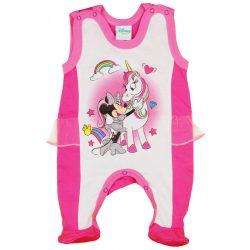 Disney Minnie tüllös  ujjatlan kislány rugdalózó