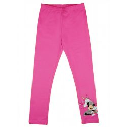 Disney Minnie csillámos  unikornisos kislány leggings
