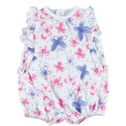 iDO kislány ujjatlan napozó Pillangó