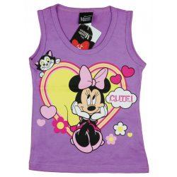 Disney Minnie szívecskés kislány trikó