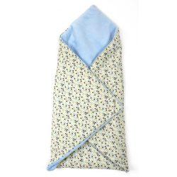 Háromszöges 2in1 pólya és takaró