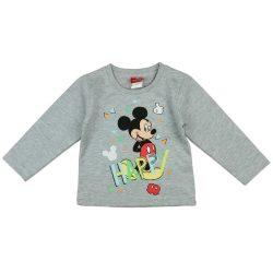 Disney Mickey hosszú ujjú fiú póló