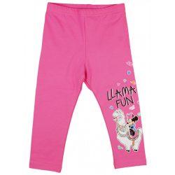 Disney Minnie lámás belül bolyhos kislány leggings