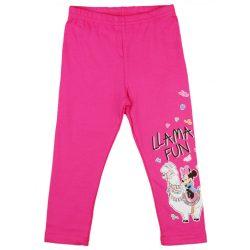 Disney Minnie lámás kislány leggings