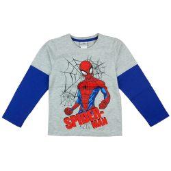 Spider- Man/ Pókember hosszú ujjú fiú póló