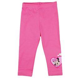 Disney Minnie szívecskés pamut lányka leggings