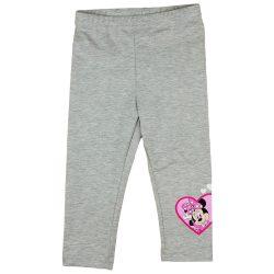 Disney Minnie szíves lányka pamut leggings