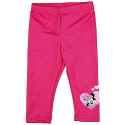 Disney Minnie farmer hatású lányka leggings