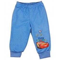 Disney Cars/Verdák belül bolyhos fiú szabadidő nadrág
