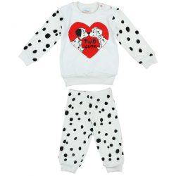 Disney 101 Kiskutya lányka pizsama