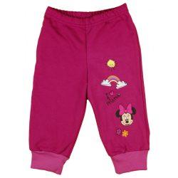 Disney Minnie belül bolyhos szabadidő nadrág