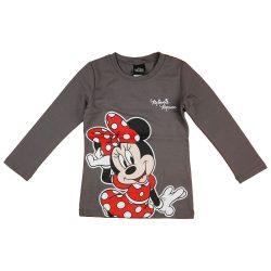 Disney Minnie hosszú ujjú lányka póló