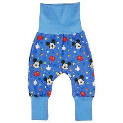 Disney Mickey pamut baba nadrág 3:1 méret
