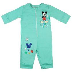 "Disney Mickey ""Be happy"" overálos pizsama"