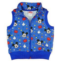 """Disney Mickey """"Be happy"""" cipzáras pamut mellény"""