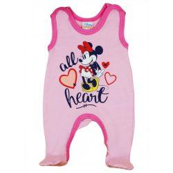 Disney Minnie ujjatlan pamut rugdalózó
