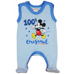 Disney Mickey ujjatlan pamut rugdalózó