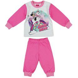 Disney Minnie és unikornis lányka 2 részes pizsama