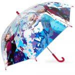 Disney Frozen/ Jégvarázs nyeles esernyő