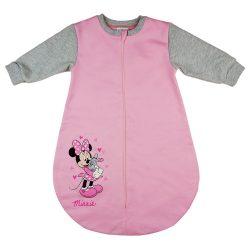 Disney Minnie nyuszis belül bolyhos hosszú ujjú hálózsák 2 5 TOG