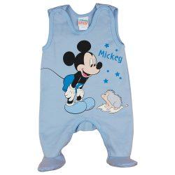 Disney Mickey sünis belül bolyhos ujjatlan rugdalózó