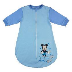 Disney Mickey mókusos  belül bolyhos  hosszú ujjú hálózsák 2 5 TOG