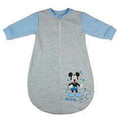Disney Mickey mókusos| belül bolyhos| hosszú ujjú hálózsák 2|5 TOG