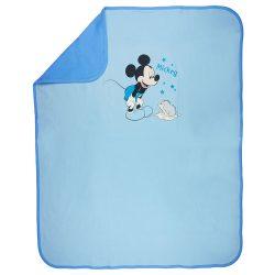 Disney Mickey sünis pamut babatakaró 70x90cm