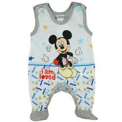 """Disney """"I am loved"""" Mickey ujjatlan rugdalózó"""