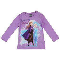 Frozen/ Jégvarázs hosszú ujjú lányka póló