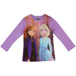 Disney Frozen/ Jégvarázs hosszú ujjú lányka póló