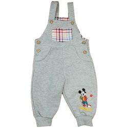 """Disney Mickey """"Cool kid"""" fiú kertésznadrág"""