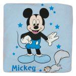 Disney Mickey mókusos gumis lepedő