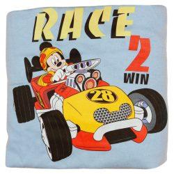 Disney Mickey autós gumis lepedő