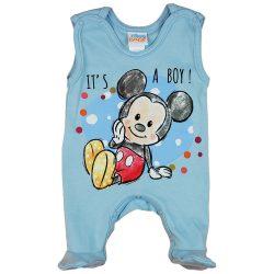 Disney Mickey ujjatlan rugdalózó