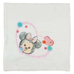 Disney Minnie textil pelenka 70x70cm