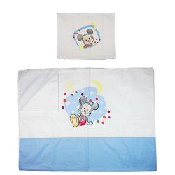 Disney Mickey 2 részes ágynemű huzat