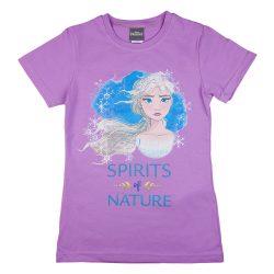Disney Frozen II./Jégvarázs II. rövid ujjú lányka póló