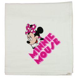 Disney Minnie textil-tetra kifogó  törölköző 140x140cm
