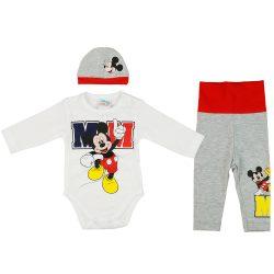 Disney Mickey 3 részes baba szett