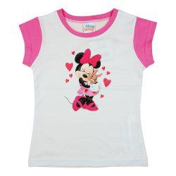 Disney Minnie nyuszis rövid ujjú lányka póló