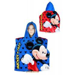 Disney Mickey frottír fürdőponcsó