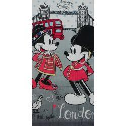Disney Mickey mintás pamut strandtörölköző