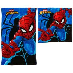Disney Spider-Man/ Pókember mintás 2 részes törölköző szett