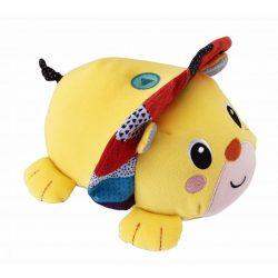 Infantino Mover & Shaker rezgő-zenélő játék - oroszlán