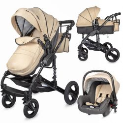Coccolle Oppa 3in1 babakocsi - Beige