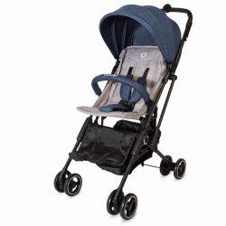 Coccolle Mino ultrakompakt hibrid sport babakocsi - Blue
